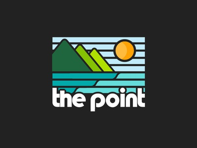 The Point hat patch thick lines waves the point surfing surf point break