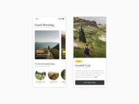 Hiking App