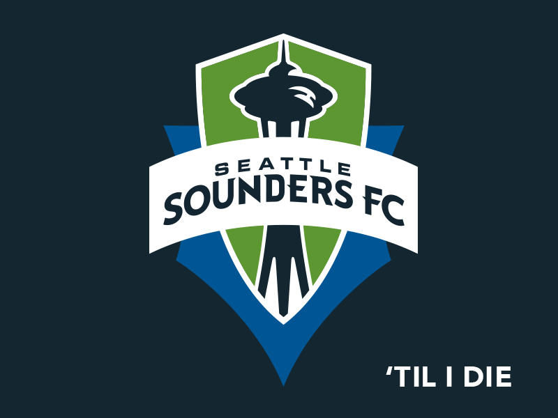 Sounders 'Til I Die by Perry Azevedo - Dribbble