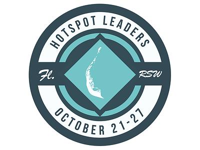 HotSpot Reward Trip Badge florida captiva island national agents alliance naa badge reward trip hotspot