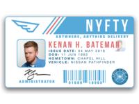 Nyfty Pilot License