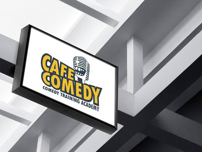 Cafe Comedy Logo