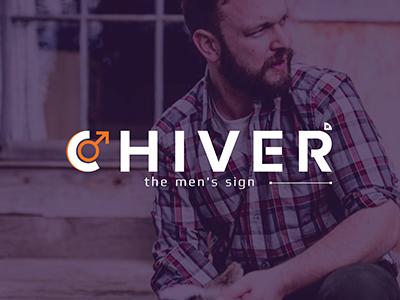 CHIVER design logo