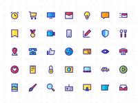 Miscellaneous Icon Set