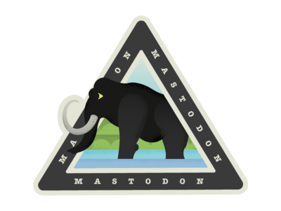 Mastodon Power Patch