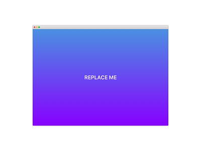 Mac App Template gumroad sketch template app mac