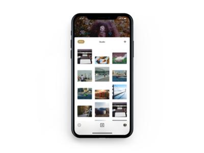 VSCO iPhone X