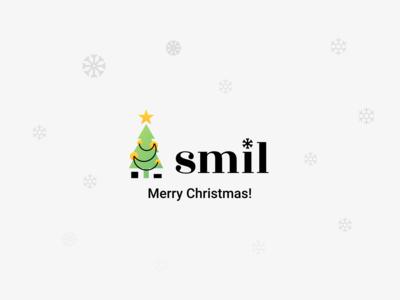 Smil Logo - Christmas Version