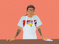 Danny Bowien - Mission Chinese