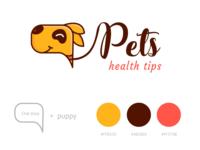Pets health tips logo
