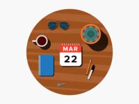 Calendar Blank Slate