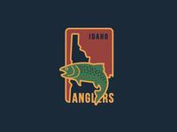 Idaho Anglers Logo
