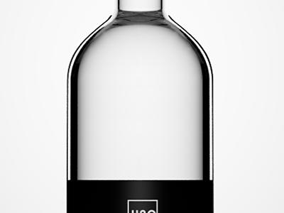 Iluliaq vray cgi 3d bottle water