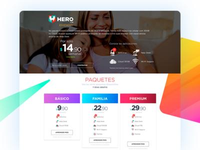 HERO app | Mexico