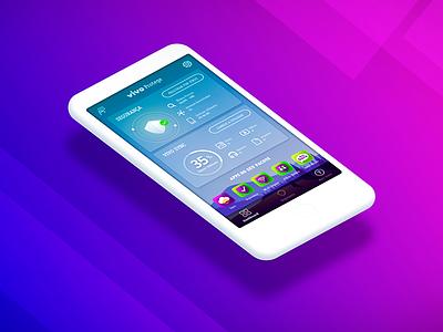 Protege app Prototype prototype ui ux mobile