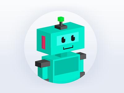 Hero Bot mobile ux ui app