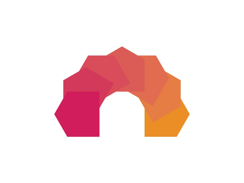 lotus gate logo design by rishi shah dribbble