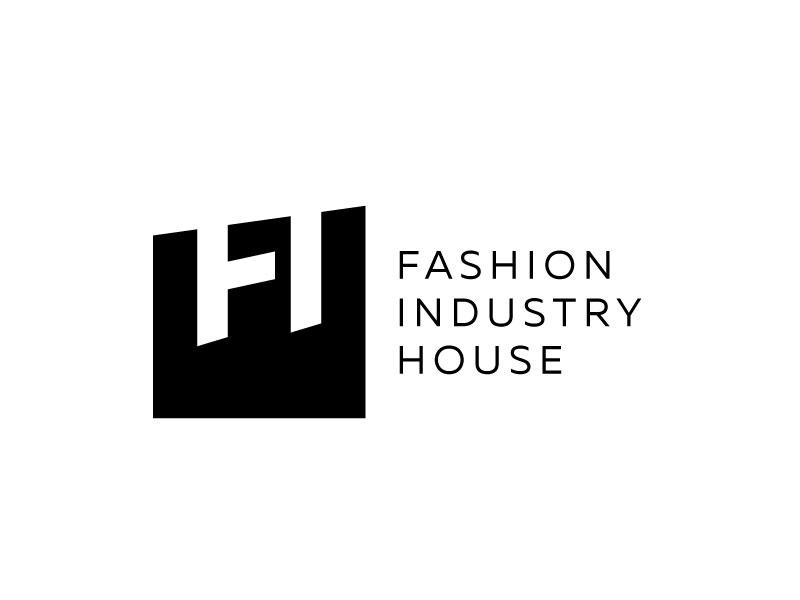 Fashion Industry House Logo Design By Rishi Shah Dribbble