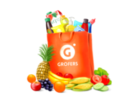 Grofers - Grocery Bag