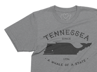 Tennessea: A whale of a state