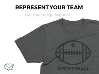 Sportsball Contest - Represent your team!