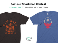 Sportsball Contest - 7 days left!