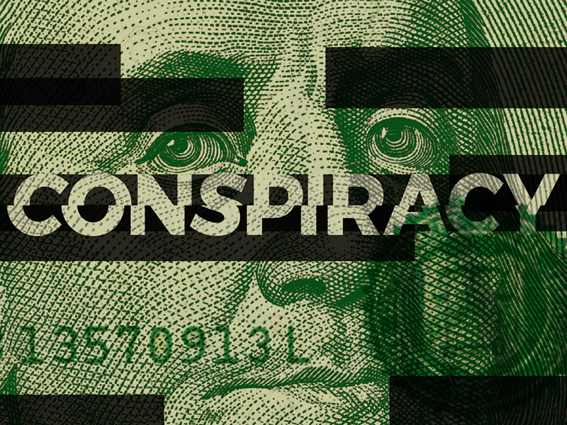 Conspiracy Contest Ending Soon By 50 States Supply Dribbble
