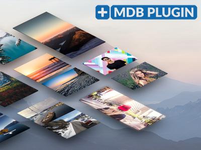 MDBootstrap | Dribbble