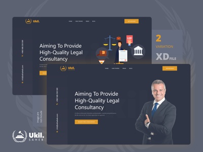 Digital Lawyer Website Banner ui website typography system of rules simple design rotterdam onepage professional newsletters legal office legal lawyer website lawyers lawyer law firm design landing page justice elegant homepage design business advocate