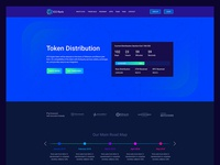 Bitcoin & Crypto currency Landing Page 02