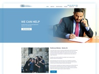 Freebies Law Firm Website Home Page