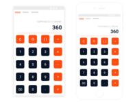 Calculator Design - DUI #004
