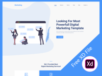 Digital marketing agency Freebie