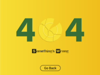 404 Error Breaking Bad Style