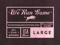 RGC Size Tag
