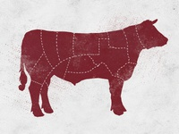Home is where the beef is...
