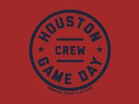Game Day Emblem