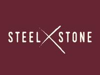 Steel & Stone Knife Shop Logo