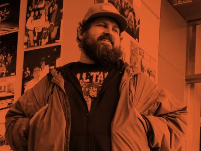 Meet Aaron Draplin interview oklahoma draplin ddc thicklines logos graphicdesign design branding illustration
