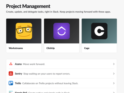 Cage for Slack collaboration slack approval review files markup comments annotations app