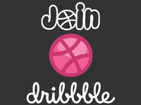Join Dribbble NOW