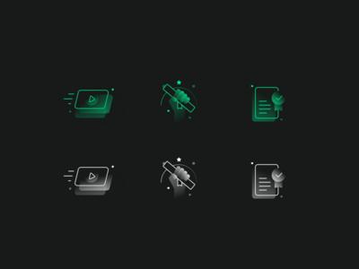 Black Friday Icons - Descomplica ux elements illustration descomplica ui design icons