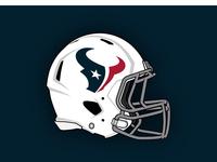 Houston Texans Concept Helmet