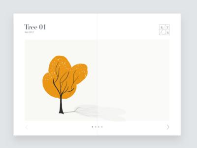 Tree maple adobe draw apple pencil fall tree autumn illustration vector