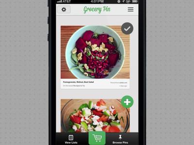 New Grocery App Idea