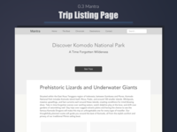 Mantra - Trip Listing Page