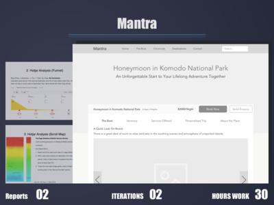 Mantra  top best design designer india ux expert wireframe ui portfolio user experience web
