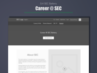SEC Battery - Career Page