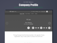 SEC Battery - Company Profile