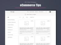 Viral Octopus - eCommerce Tips (Blog Listing)